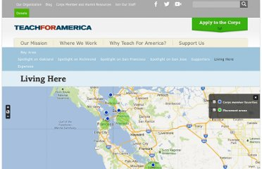 http://www.teachforamerica.org/where-we-work/bay-area/living-here