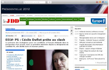 http://www.lejdd.fr/Election-presidentielle-2012/Actualite/Cecile-Duflot-reagit-a-l-election-de-Francois-Hollande-et-aux-relations-EELV-et-PS-interview-a-paraitre-dans-le-JDD-411039?from=headlines