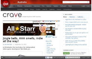 http://www.cnet.com.au/jingle-bells-aaa-smells-indie-all-the-way-339341649.htm