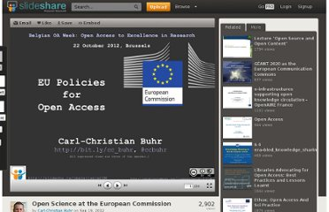 https://www.slideshare.net/ccbuhr/open-science-at-the-european-commission