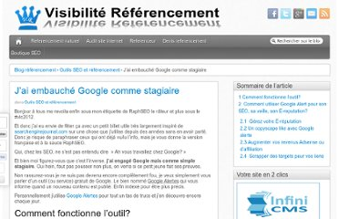 http://www.visibilite-referencement.fr/blog/google-en-stage