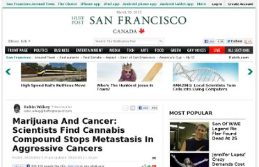 http://www.huffingtonpost.com/2012/09/19/marijuana-and-cancer_n_1898208.html