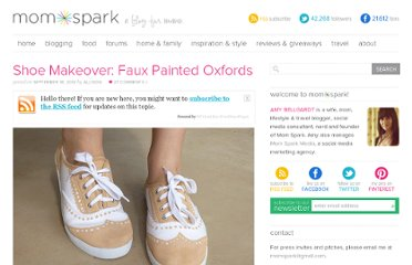 http://momspark.net/faux-painted-oxfords-diy/