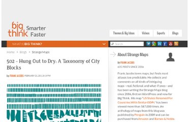 http://bigthink.com/strange-maps/502-hung-out-to-dry-a-taxonomy-of-city-blocks