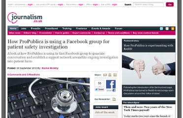 http://www.journalism.co.uk/news/propublica-patient-safety-investigation-facebook-group/s2/a550433/