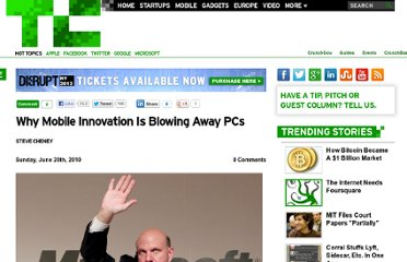 http://techcrunch.com/2010/06/20/why-mobile-innovation-is-blowing-away-pcs/