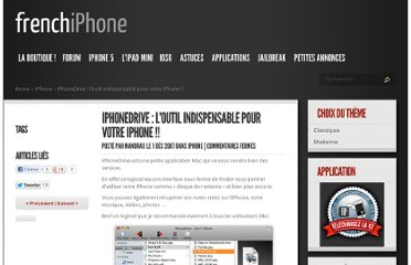 http://www.frenchiphone.com/2007/12/01/iphonedrive-loutil-indispensable-pour-votre-iphone/