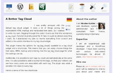 http://kuttler.eu/wordpress-plugin/a-better-tag-cloud-widget/