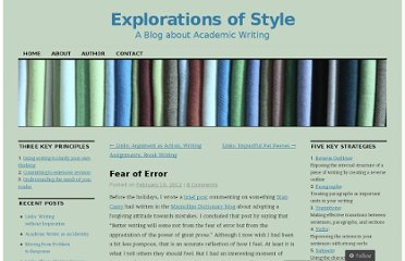 http://explorationsofstyle.com/2012/02/10/fear-of-error/