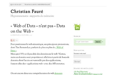 http://www.christian-faure.net/2007/10/06/web-of-data-nest-pas-data-on-the-web/