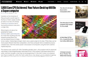 http://www.fastcompany.com/1714174/1000-core-cpu-achieved-your-future-desktop-will-be-supercomputer