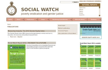 http://www.socialwatch.org/publications
