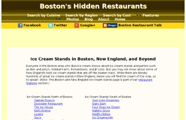 http://www.hiddenboston.com/IceCreamStands.html
