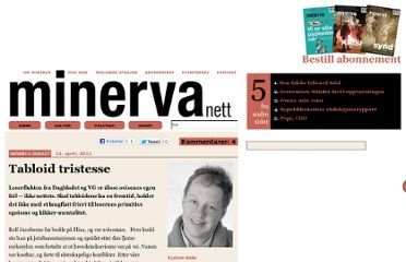 http://www.minervanett.no/tabloid-tristesse/