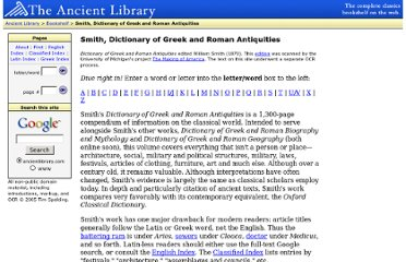 http://www.ancientlibrary.com/smith-dgra/index.html