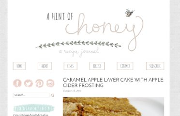 http://www.ahintofhoney.com/2009/10/caramel-apple-layer-cake-with-apple.html