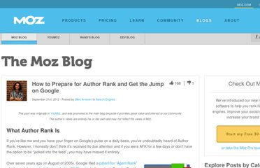 http://www.seomoz.org/blog/how-to-prepare-for-authorrank-and-get-the-jump-on-google