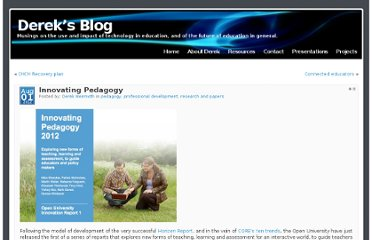 http://blog.core-ed.org/derek/2012/08/innovating-pedagogy.html