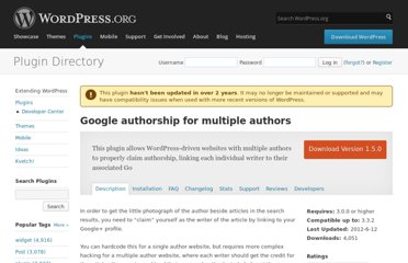 http://wordpress.org/extend/plugins/google-authorship-for-multiple-writers/
