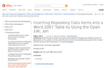 http://msdn.microsoft.com/en-us/library/office/cc197932(v=office.12).aspx