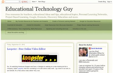 http://educationaltechnologyguy.blogspot.com/2012/09/loopster-free-online-video-editor.html