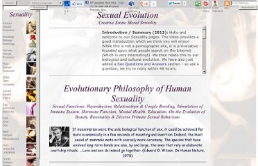 http://sexuality.spaceandmotion.com/evolution-philosophy-sex.htm