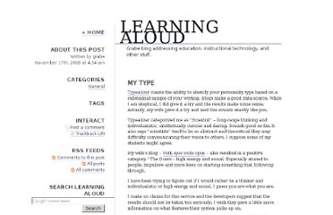 http://learningaloud.com/blog/2008/11/17/my-type/