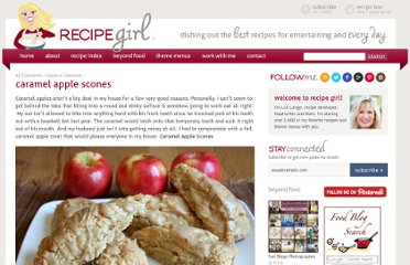 http://www.recipegirl.com/2012/09/17/caramel-apple-scones/