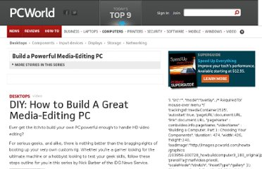 http://www.pcworld.com/article/200082/Building_Your_Own_PC_DIY_how_to.html