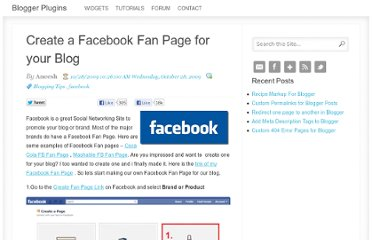 http://www.bloggerplugins.org/2009/10/facebook-fan-page-for-blogger-blogs.html
