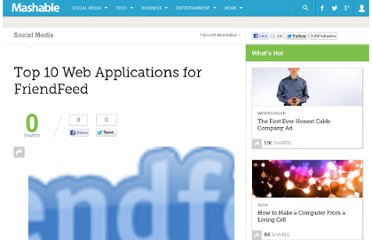 http://mashable.com/2008/09/04/friendfeed-web-apps/