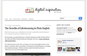 http://www.labnol.org/internet/understand-lifestreaming-in-plain-english/5493/