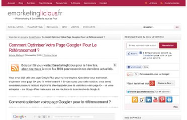 http://www.emarketinglicious.fr/social-media/comment-optimiser-votre-page-google-pour-le-referencement