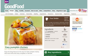 http://www.bbcgoodfood.com/recipes/2641/easy-pumpkin-chutney-