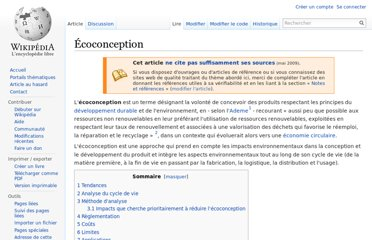 http://fr.wikipedia.org/wiki/%C3%89coconception