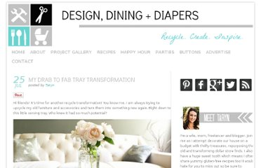 http://designdininganddiapers.com/2012/07/my-drab-to-fab-tray-transformation/