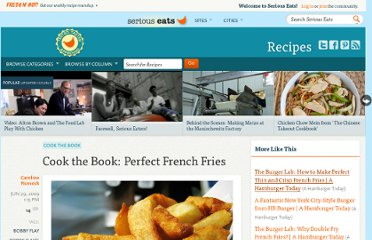 http://www.seriouseats.com/recipes/2009/06/perfect-french-fries-recipe.html