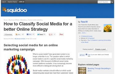 http://www.squidoo.com/classifying-social-media