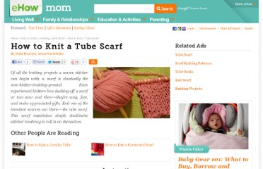 http://www.ehow.com/how_4619825_knit-tube-scarf.html