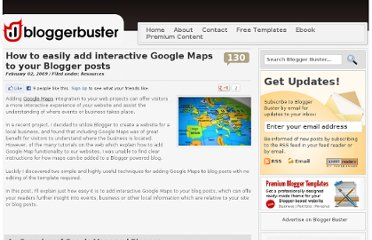 http://www.bloggerbuster.com/2009/02/how-to-easily-add-interactive-google.html