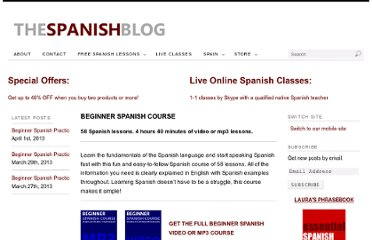 60 insanely useful resources to get you learning spanish right now learn spanish for free with over 50 online resources compiled by tellittomewalking learn fandeluxe Choice Image