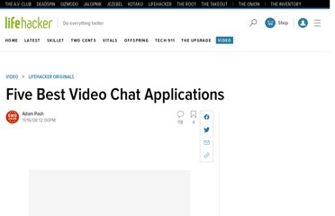 http://lifehacker.com/5088083/five-best-video-chat-applications