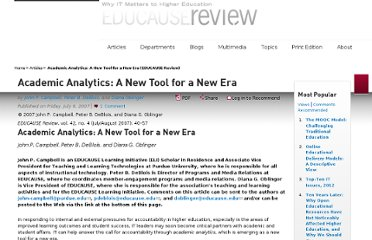 http://www.educause.edu/ero/article/academic-analytics-new-tool-new-era