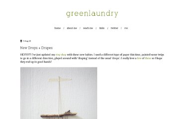 http://greenlaundry.net/blog/2010/new-drops-drapes/