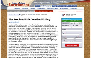 http://homeschoolenrichment.com/articles/view/the-problem-with-creative-writing