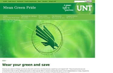 http://meangreenpride.unt.edu/discounts