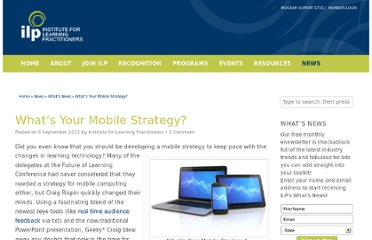 http://ilpworldwide.org/whats-news/whats-your-mobile-strategy/