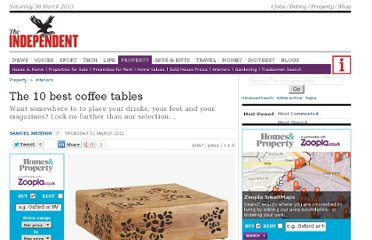 http://www.independent.co.uk/property/interiors/the-10-best-coffee-tables-7466781.html