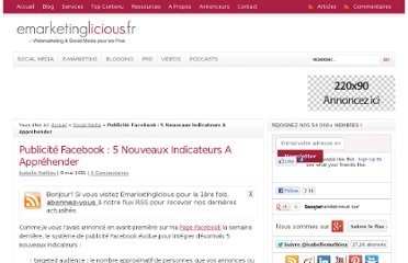 http://www.emarketinglicious.fr/social-media/publicite-facebook-5-nouveaux-indicateurs-a-apprehender
