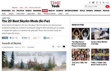 http://techland.time.com/2012/03/01/the-20-best-skyrim-mods-so-far/#sounds-of-skyrim